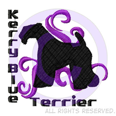 Cool Kerry Blue Terrier Shirts