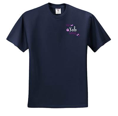 Embroidered Xolo Tshirt