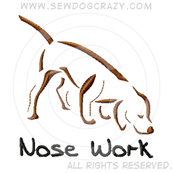 Embroidered Nose Work Gifts