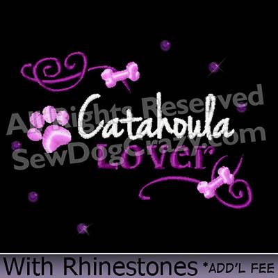 Embroidered Catahoula Shirts