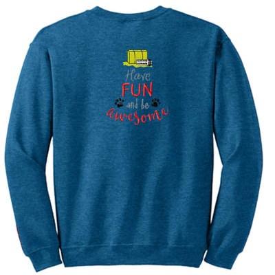 Awesome Barn Hunt Sweatshirt