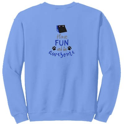 Awesome Flyball Sweatshirt