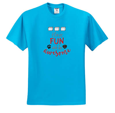 Fun Nose Work TShirt