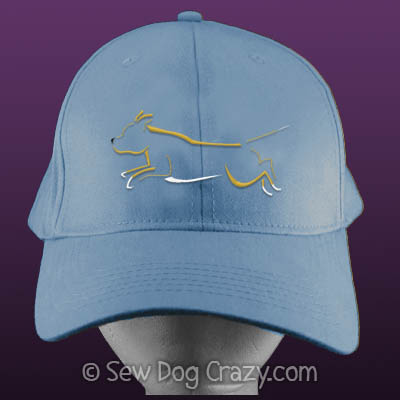 Agility Staffordshire Bull Terrier Hat