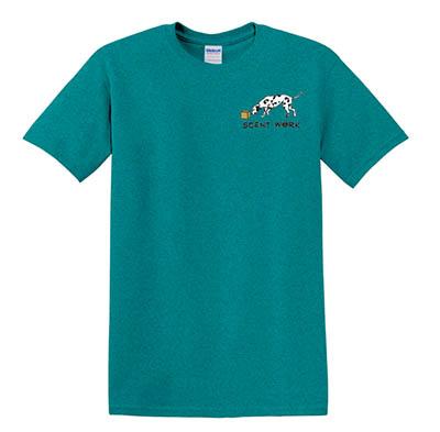 Dalmatian Nose Work Tshirt
