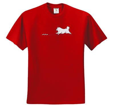 Eskimo Dog Lure Coursing Tshirt