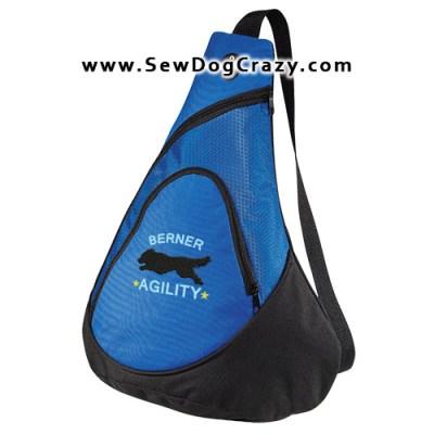 Bernese Mountain Dog Agility Bag