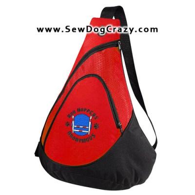 Dog Agility Bar Hopper Bag
