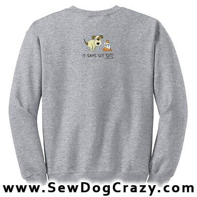 Funny RallyO Sweatshirts