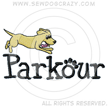 Canine Parkour Gifts