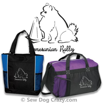 Pomeranian Rally Bags