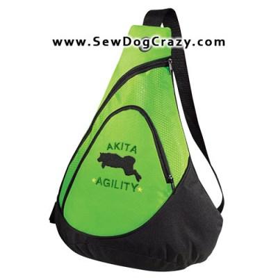 Agility Akita Bags