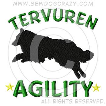 Agility Tervuren Gifts