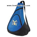 Embroidered Cocker Spaniel Agility Bags