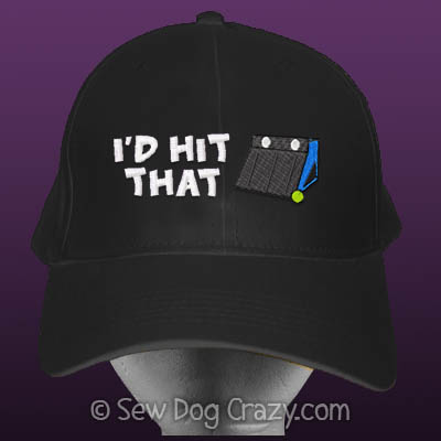 I'd Hit That Flyball Hats