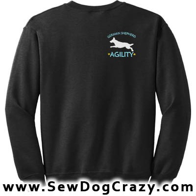 Agility German Shepherd Shirts