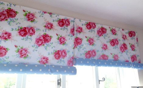 Cath Kidston Roll up blinds