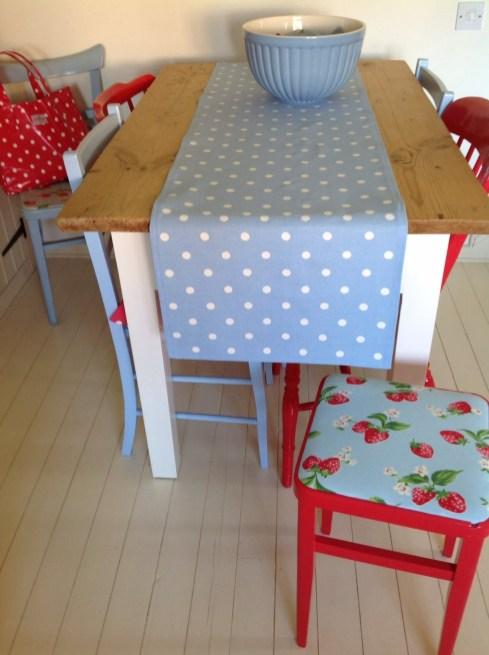 Cath Kidston Table runners