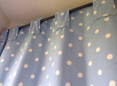 Cath Kidston Hidden tab curtains