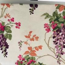 20 - wisteria linen
