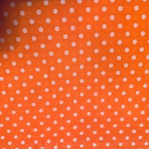 19 Orange Dotty