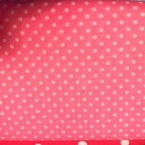 7 Baby Pink Dotty