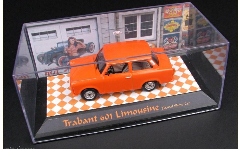 """Trabant 601 """"Zlamal Show Car"""" 1:43"""