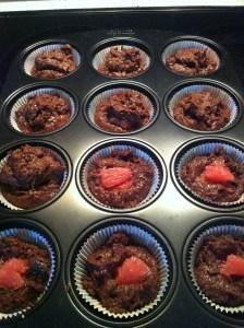 Rezept Grapefruit Cupcakes