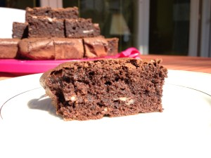 rezept bananen brownies