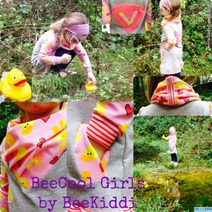 beecool girls jelina collage
