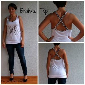braided top collage by ein quentchen glück