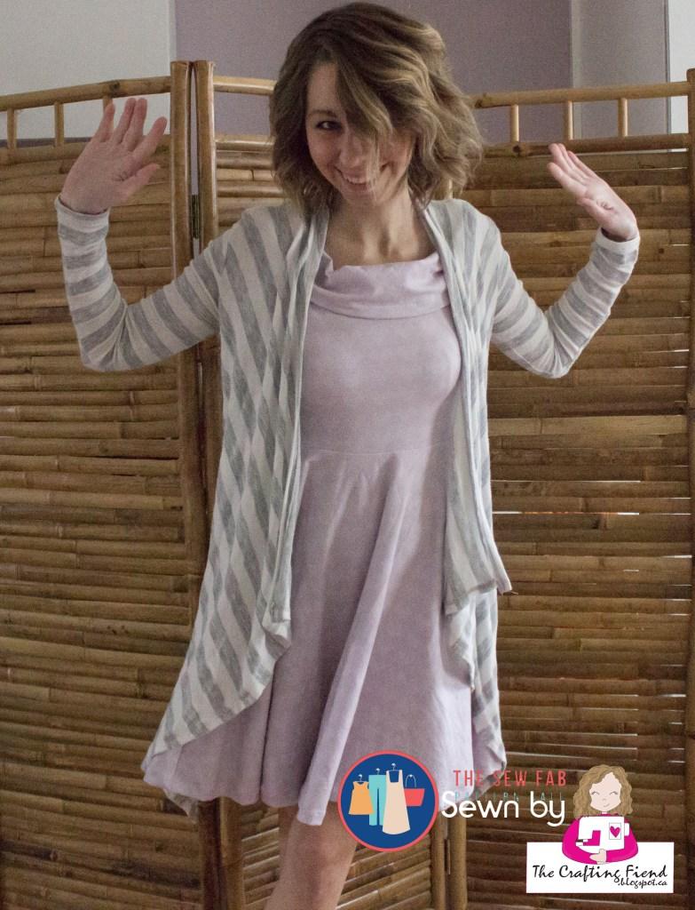 jeanine spring dress
