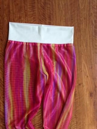 Comfort waistband