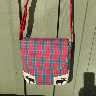 My BC Tartan Bag