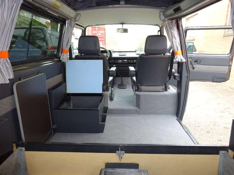 VW Vanagon Weekender Custom Interiors Gallery  Custom