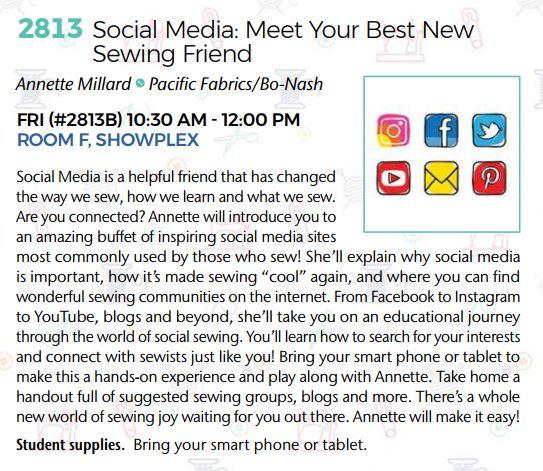 2813 Social Media from Brochure