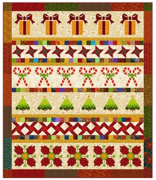 Christmas-Row-Quilt