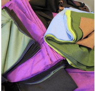 Texture Clothing Fabric Scraps