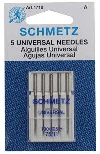 Schmetz 75-11 Needles