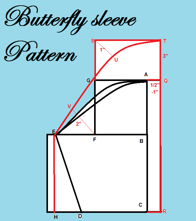 Butterfly Cut Out Pattern