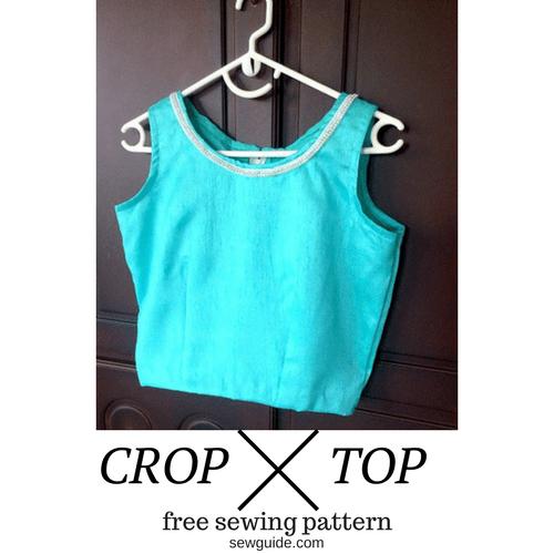 make a crop top