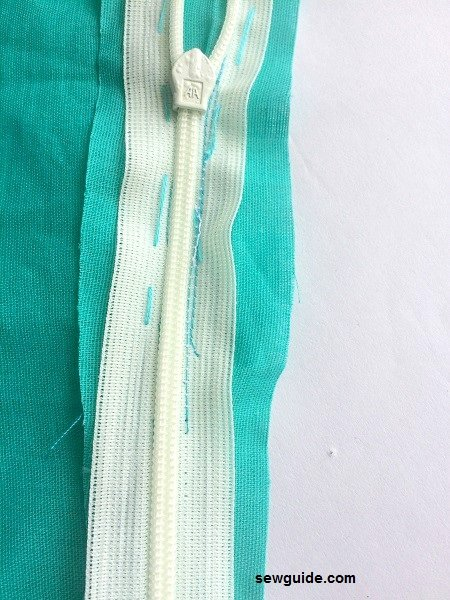 Image Result For How To Sew An Invisible Zipper Without A Zipper Foot