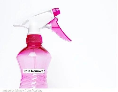 types of detergents