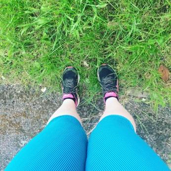 Running Capri's from Sweaty Betty yonks ago