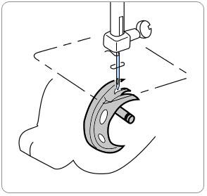 Sewing Machine Timing (Hook Timing)