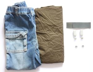 移動ポケットの作り方