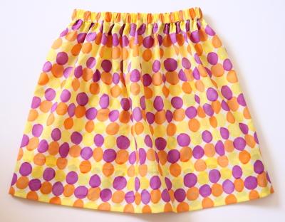 #16【子供服レシピ】 小学生の自由研究 ボンドで作るスカート