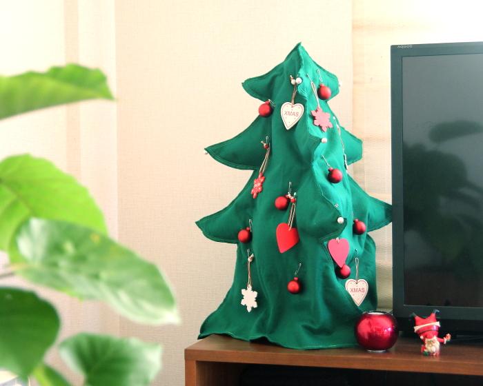 #20 【無料レシピ】100均材料で作るおしゃれなクリスマスツリー