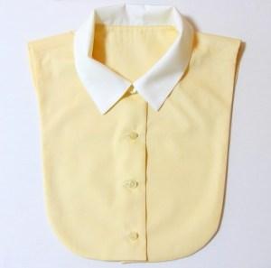 付け衿の作り方と無料型紙