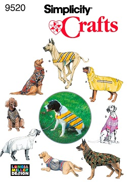 Free Dog Clothing Pattern : clothing, pattern, Clothing, Patterns, Clothes